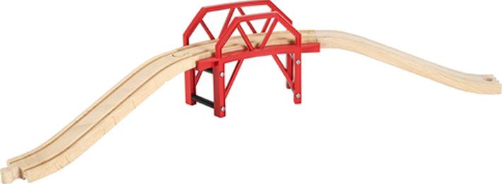 Игровой набор Brio Изогнутый мост, 33699 набор brio автокар красный 33893