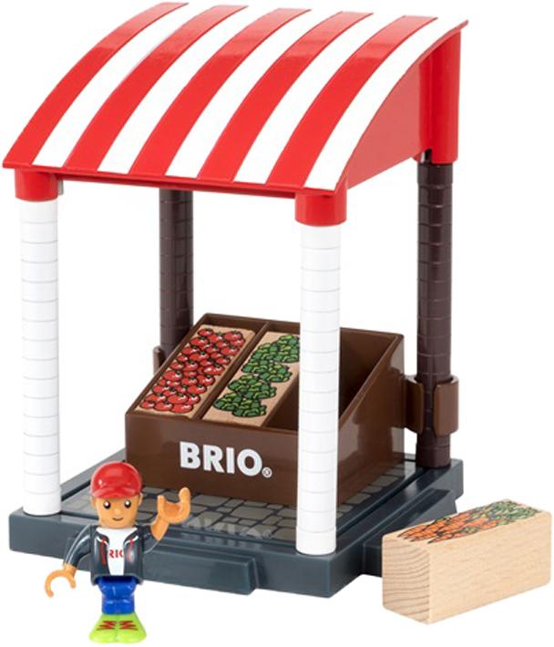 """Игровой набор Brio """"Магазинчик"""", 33946, 11 предметов"""