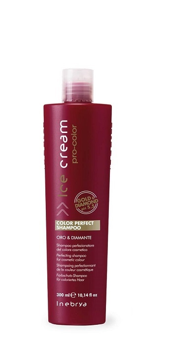 Шампунь Inebrya Pro Color Perfect Shampoo для окрашенных волос, 300 мл