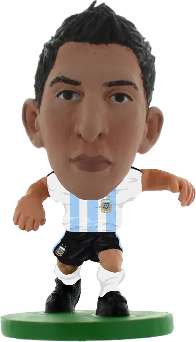 Фигурка SoccerStarz футболиста Сборная Аргентины Argentina Angel Di Maria, 404393 цена в Москве и Питере