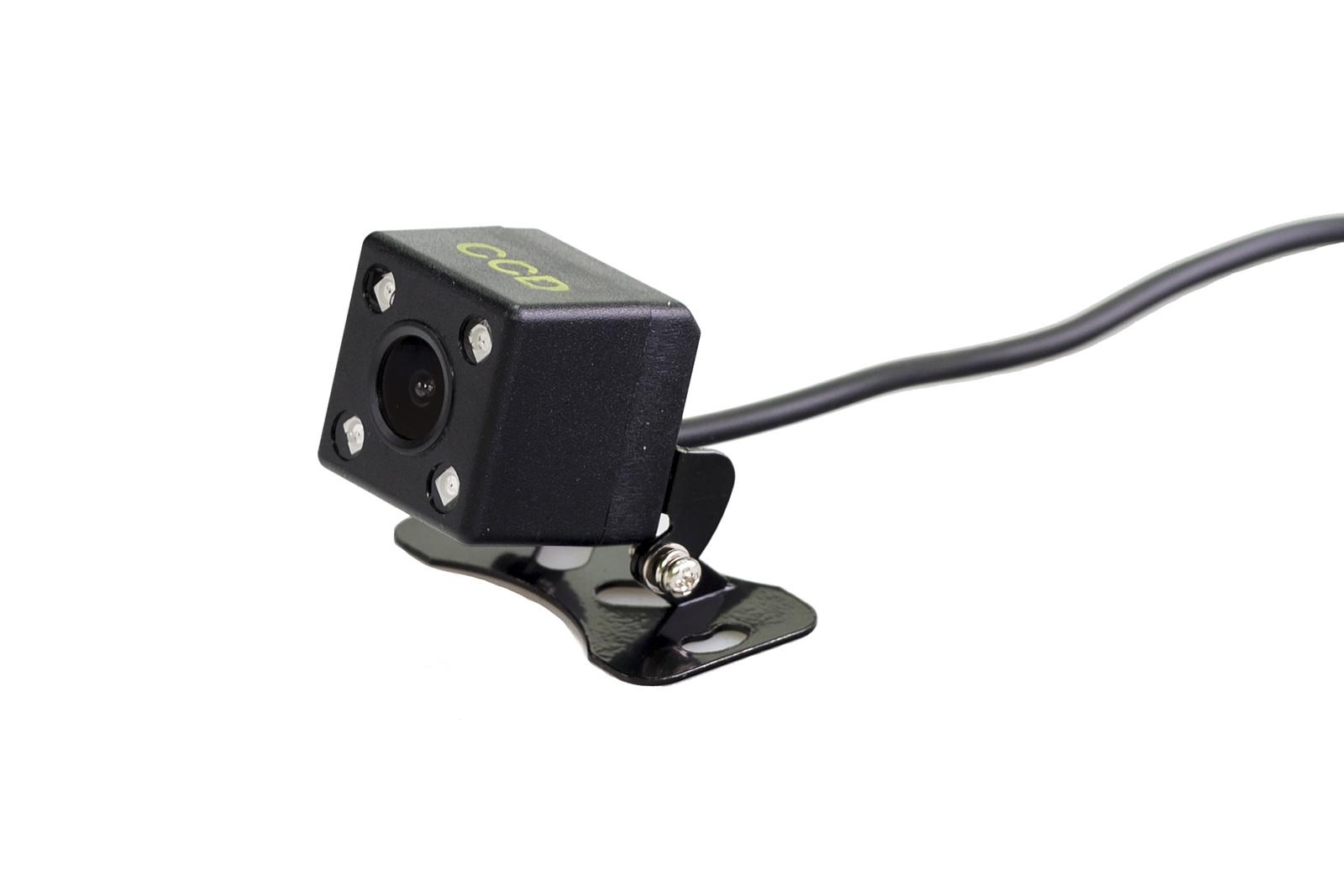 Камера заднего вида Silverstone F1 Interpower IP-662 IR с ИК подсветкой и разметкой, Cam-IP-662IR, черный ip камера xvi xi2010cisp ir