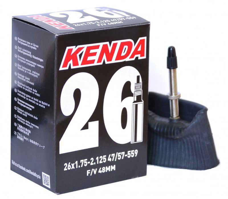 Камера 26x1.75-2.125 presta F/V-48 мм