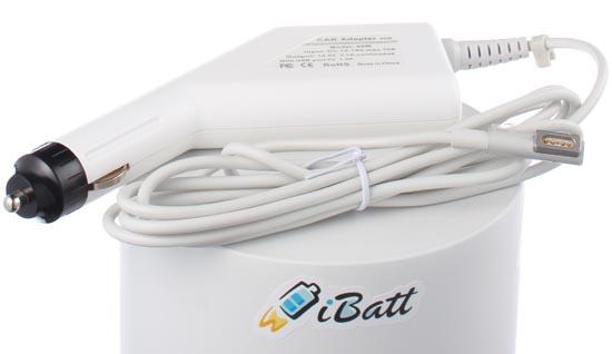 Зарядное устройство для ноутбука iBatt iB-R320, белый адаптер питания для ноутбука pitatel для apple 18 5v 4 6a original