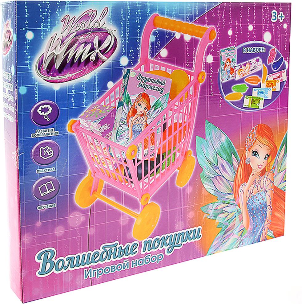 Набор косметики для девочек винкс купить духи eve эйвон