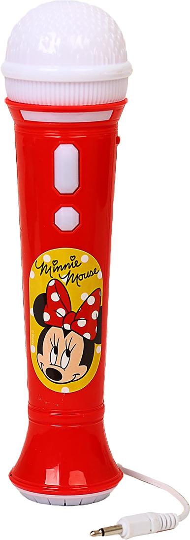Музыкальная игрушка Disney Микрофон Минни Маус, 3334583 цена