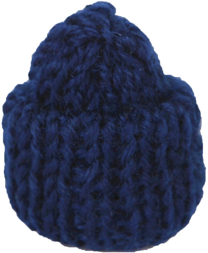 Шапка для игрушек, 3488174, темно-синий