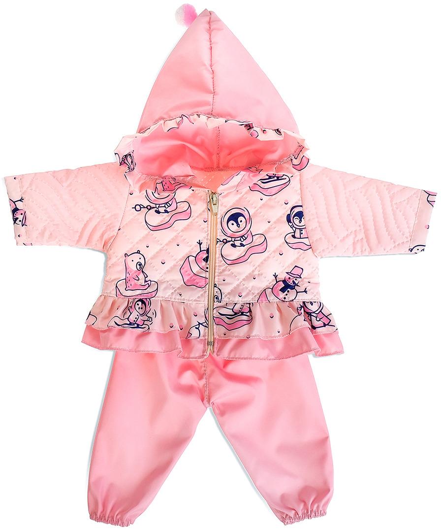 Одежда для пупса, 3514103, куртка и штанишки