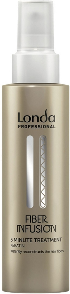 Londa Professional Fiber Infusion Средство с кератином, 100 мл восстанавливающее средство fiber infusion reconstructive treatment