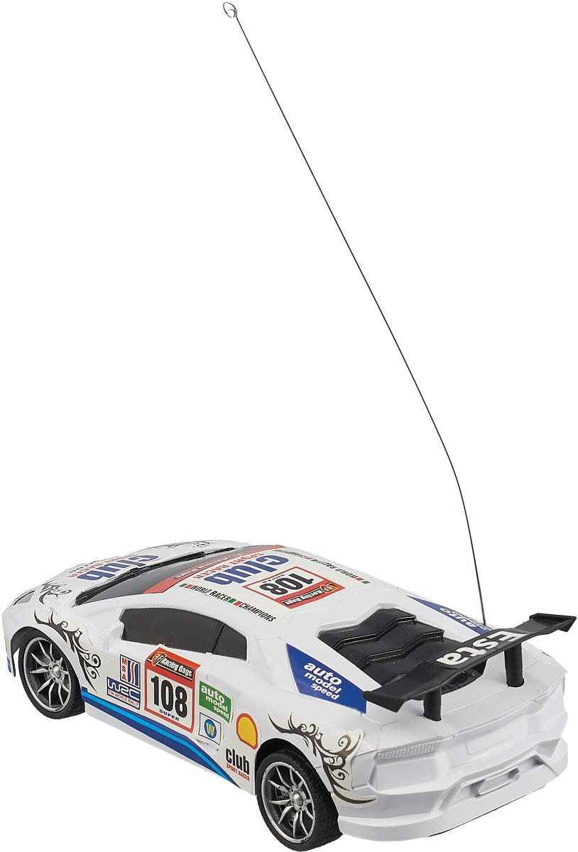 Машина на радиоуправлении 1TOY Спортавто, Т13841, белый цена