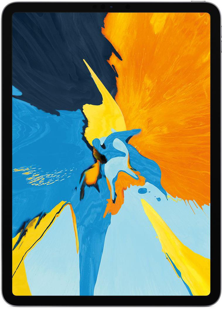 11 Планшет Apple iPad Pro Wi-Fi (2018), 64 ГБ, серый космос планшет apple ipad pro 10 5 wi fi cellular 64gb gold