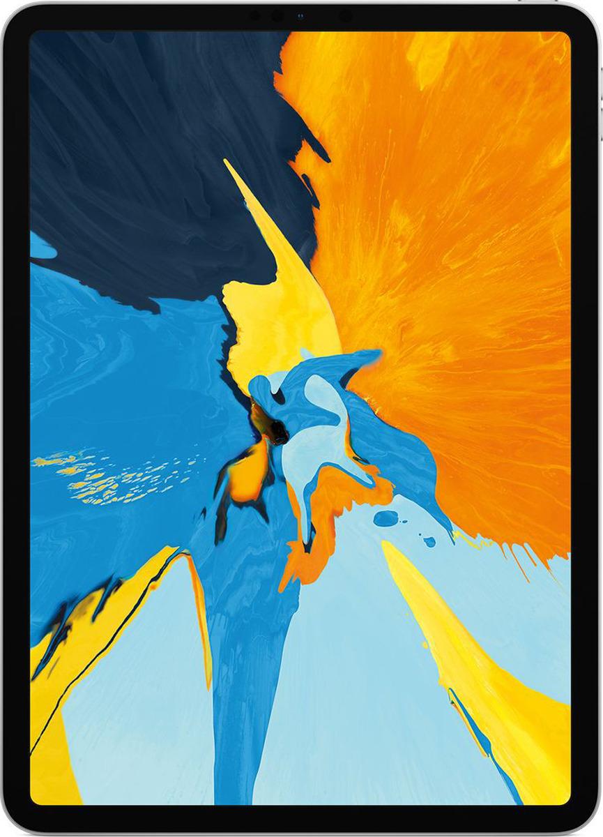 "Планшет Apple iPad Pro 11"" Wi-Fi + Cellular (2018), 64 ГБ, серебристый"