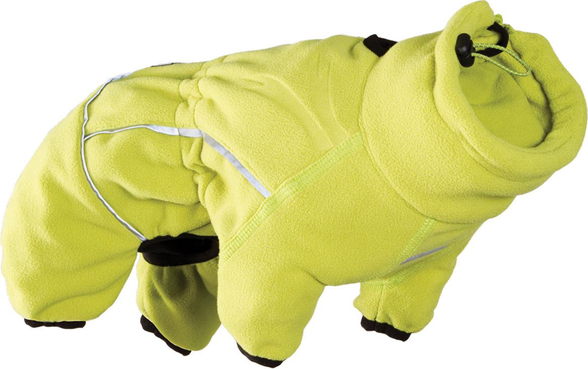 Комбинезон для собак Hurtta Jampsuit, 931112, светло-зеленый, размер 45XS