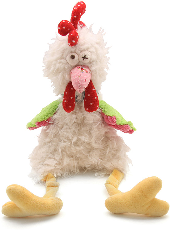 Мягкая игрушка Jackie Chinoco Петух Джонатан, F1091/9.5 мягкая игрушка jackie chinoco петух кейси 13102 7