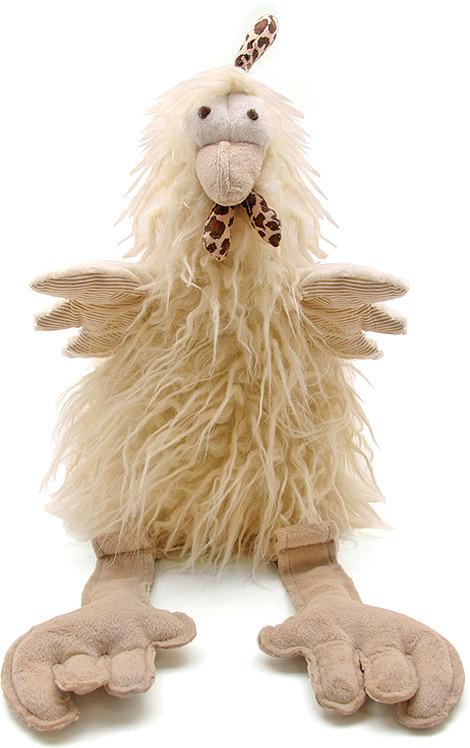 Мягкая игрушка Jackie Chinoco Петух Дорис, F1106 мягкая игрушка jackie chinoco петух рикки f579 14