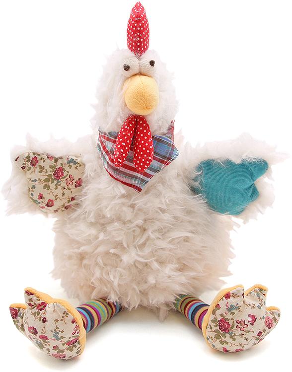 Мягкая игрушка Jackie Chinoco Петух Феликс, F1066/12 мягкая игрушка jackie chinoco петус джейси 13107 8 5