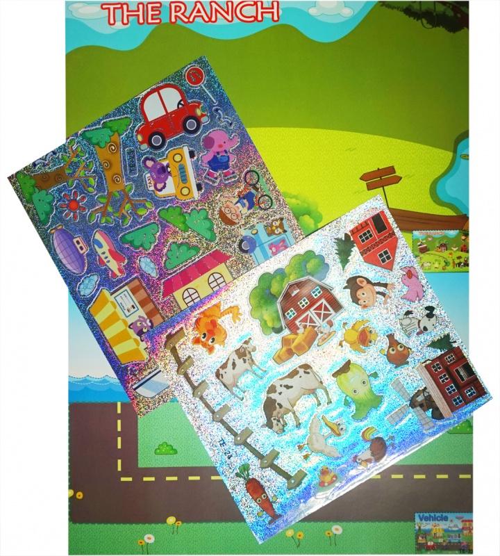 Набор для создания аппликацииМозаика -стикеры, SD-TE 23-24SD-TE 23-24Набор для детского творчества «Познаем мир». Развивает моторику, визуализацию, усидчивость. Комплектация: Картинка схема – 2 шт. Набор наклеек -2 шт. Отделить наклейку от общего блока и расположить ее на место, указанное на сюжете. Также вы можете пофантазировать и создать свою исключительную картинку. Не использовать детям до 3 лет!