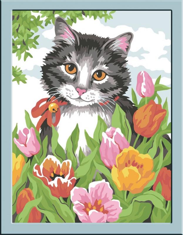 Набор для рисования Color Kit Раскраски по номерам ТМ