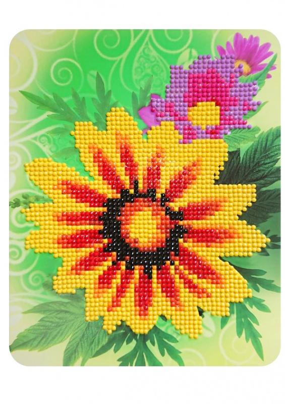 Фото - Алмазная мозаика Color Kit Алмазная картина 17х21 M012 подставка мольберт