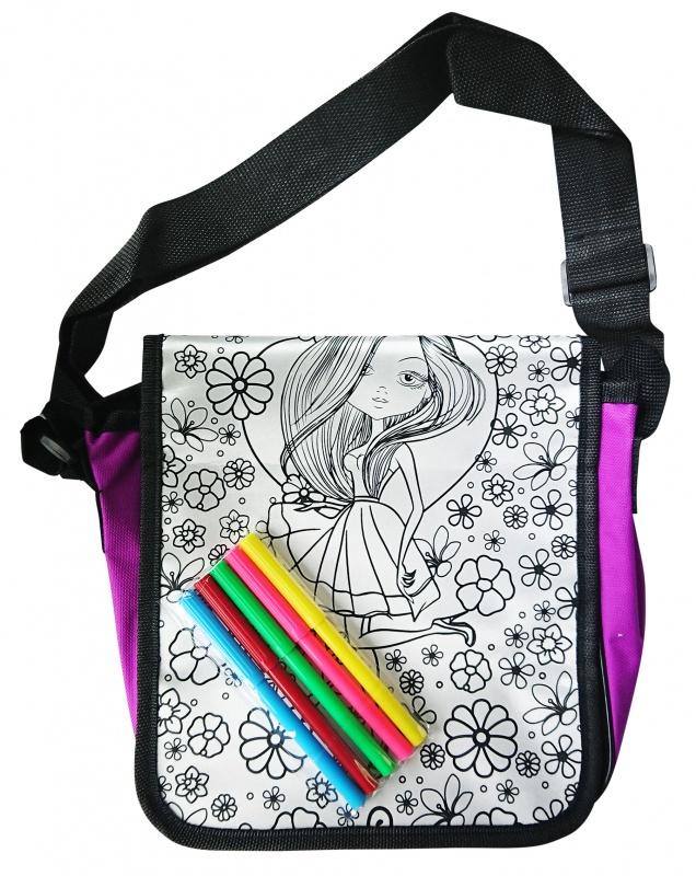 Набор для росписи Color KIT сумочка