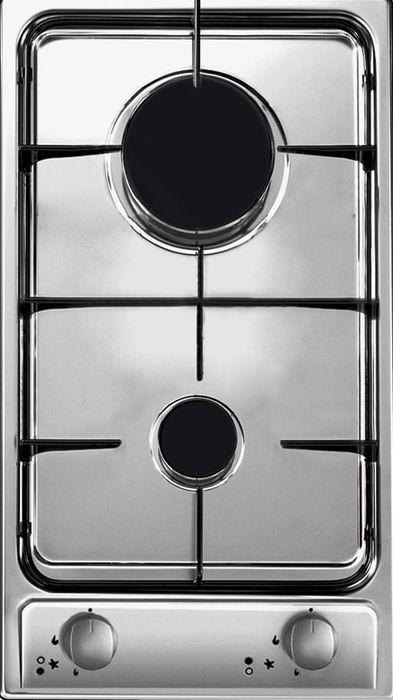 Варочная панель Candy CDG 32/1 SPX, серебристыйCDG 32/1 SPXБлагодаря компактным размерам газовая варочная поверхность Candy CDG 32/1 SPX впишется в любые кухонные интерьеры. Функция газ-контроля предотвращает утечку газа при затухании пламени. Наличие электроподжига обеспечивает комфорт эксплуатации.
