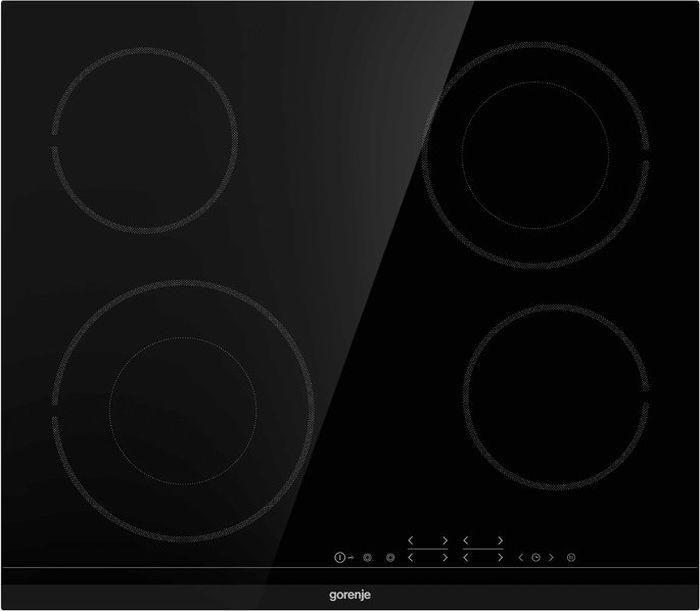 Варочная панель Gorenje ECT644BCSC, черный