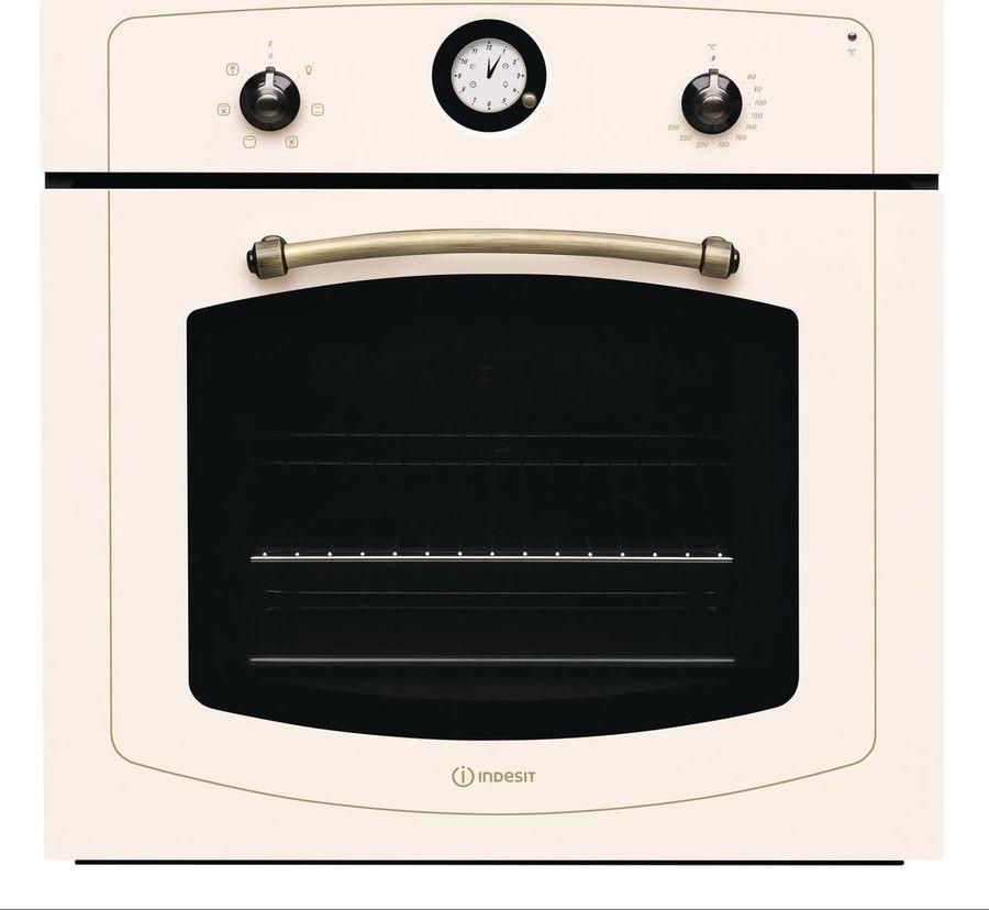 Электрический духовой шкаф lndesit IFVR 500 OW, beige