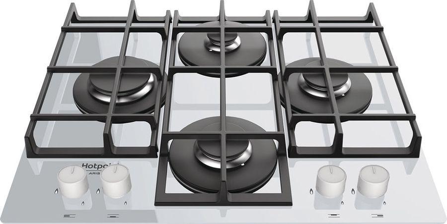 Встраиваемая газовая варочная панель Hotpoint-Ariston 641 TQG /HA(WH), white