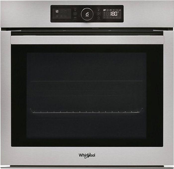 Духовой шкаф Whirlpool AKZ9 6220 IX, встраиваемый, электрический, нержавеющая сталь