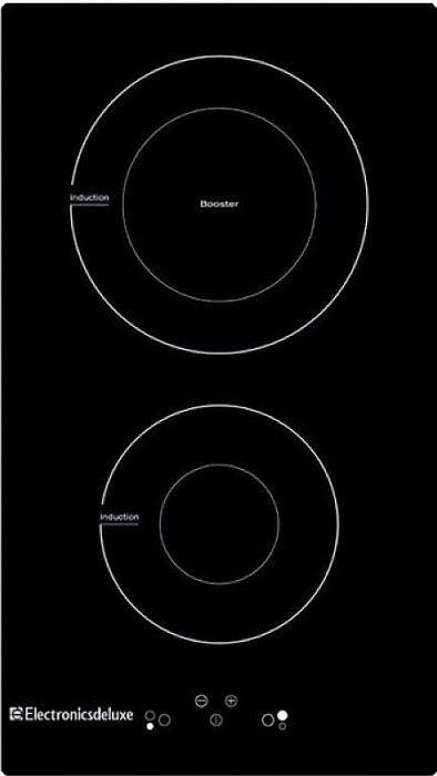 Варочная панель Electronicsdeluxe 3002.10 эви, черный варочная панель электрическая electronicsdeluxe 595204 01 эви черный