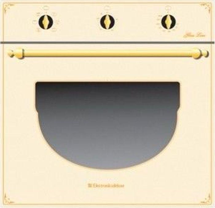 цена на Духовой шкаф Electronicsdeluxe 6006.03эшв-001, встраиваемый, электрический, бежевый