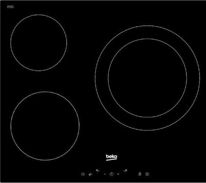 Варочная панель Beko HIC 63401 T, черный
