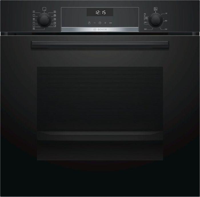 Духовой шкаф Bosch HBH557CB0R, черный