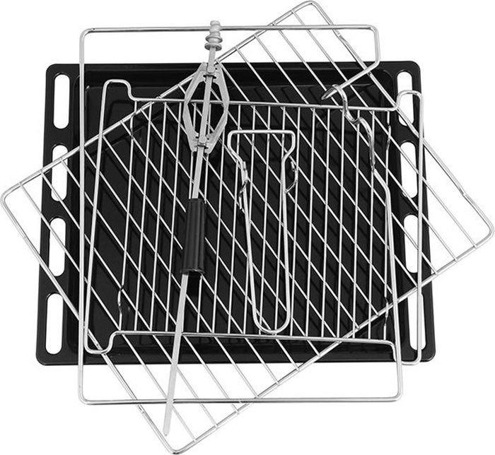 Встраиваемый газовый духовой шкаф Whirlpool AKP 807/IX, silver Whirlpool