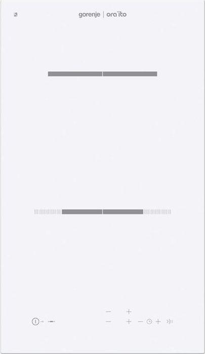 цена на Варочная панель Gorenje ECT322ORAW, электрическая, белый
