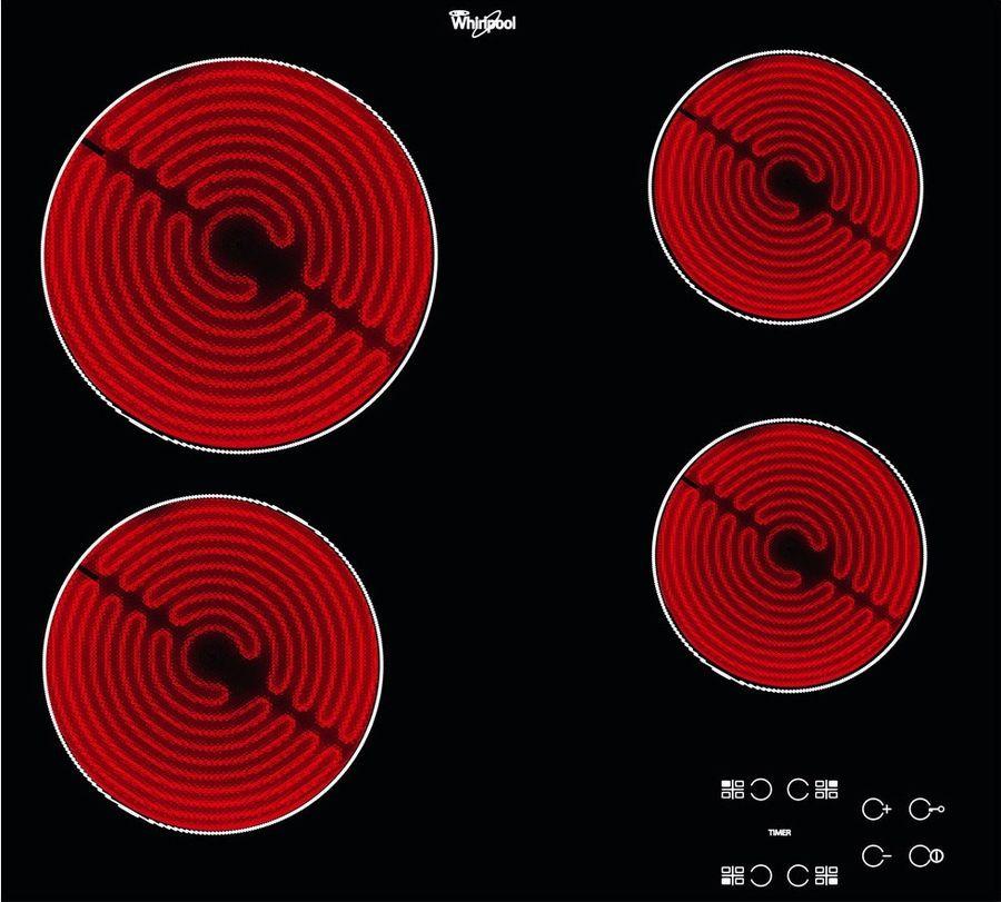 Варочная панель Whirlpool AKT 8090/NE, черный