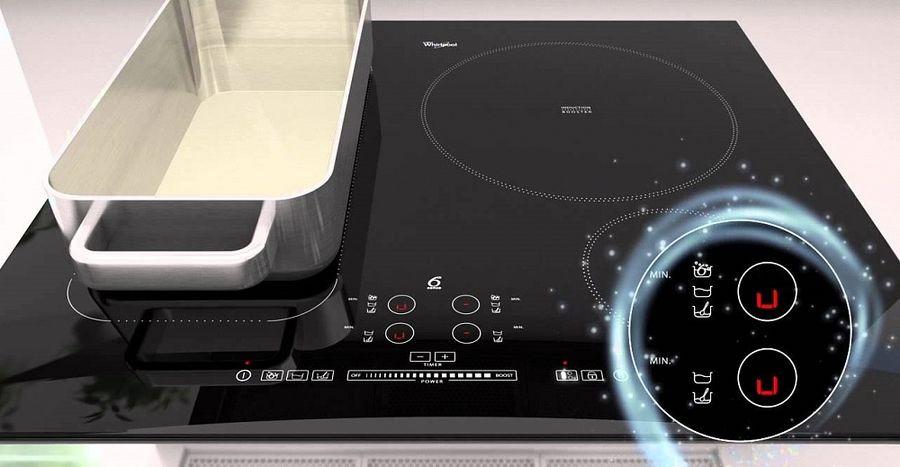 Варочная панель Whirlpool ACM 822/NE, электрическая, черный Whirlpool