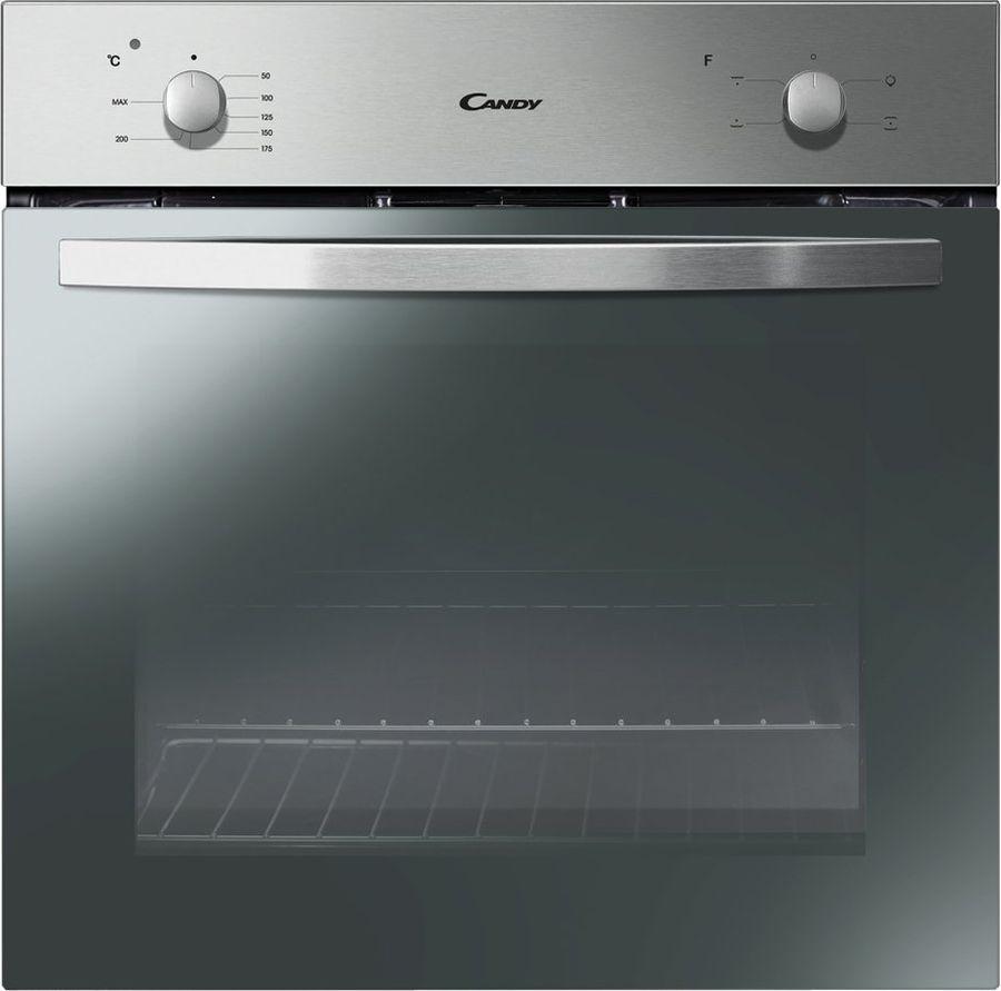 Духовой шкаф Candy FCS 100 X, серебристый