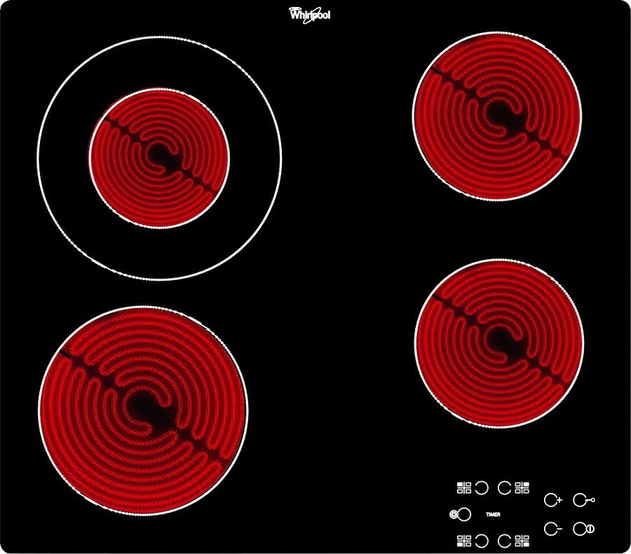 Варочная панель Whirlpool AKT 8130 BA, черный