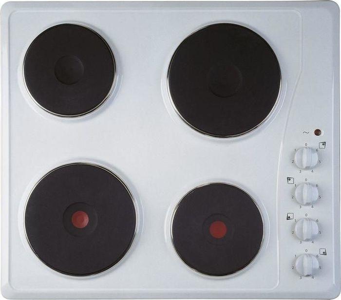 Варочная панель Indesit TI 60 W, серебристый