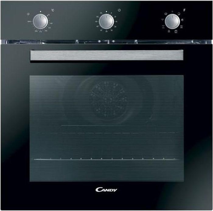 Встраиваемый электрический духовой шкаф Candy FCP612NXL, black
