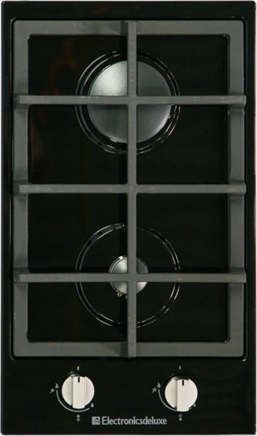 Варочная панель Electronicsdeluxe TG2_400215F-007, газовая, черный Electronicsdeluxe