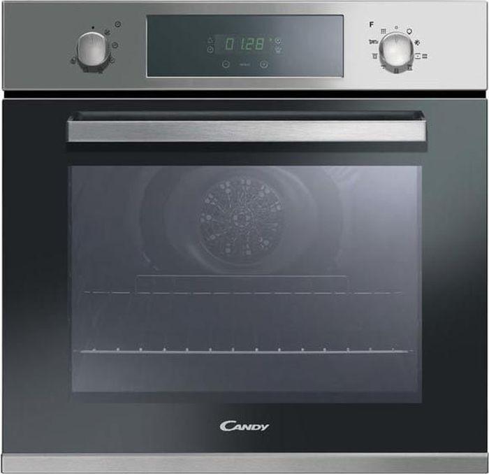 Встраиваемый электрический духовой шкаф Candy FCPK606X, silver