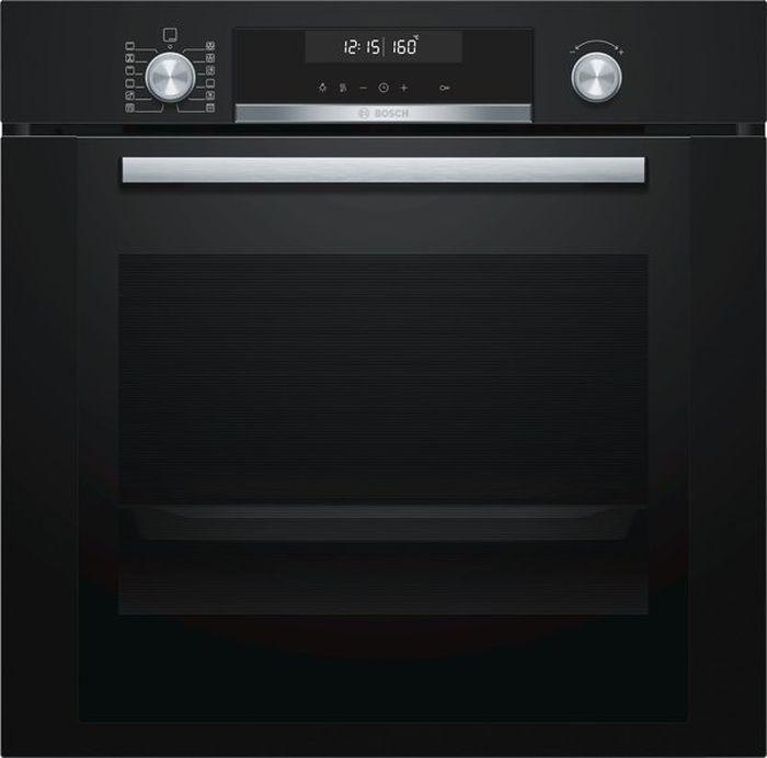 Встраиваемый электрический духовой шкаф Bosch HBG378EB0R, black