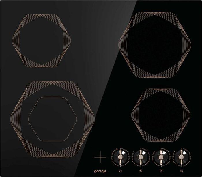 Варочная панель Gorenje EC642INB, Black