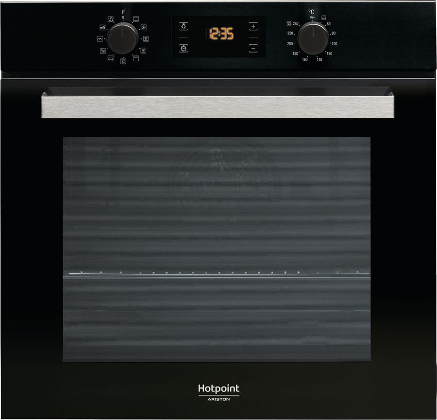 Духовой шкаф Hotpoint-Ariston FA3 841 H BL HA, черный