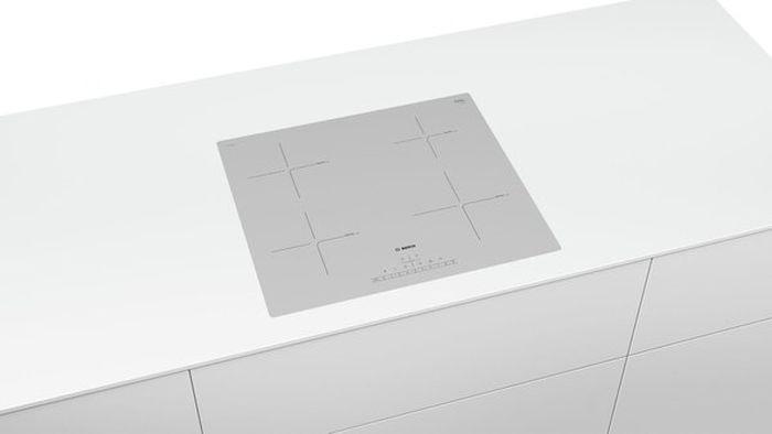 Варочная панель Bosch, PUE612FF1J, электрическая, встраиваемая, белый Bosch