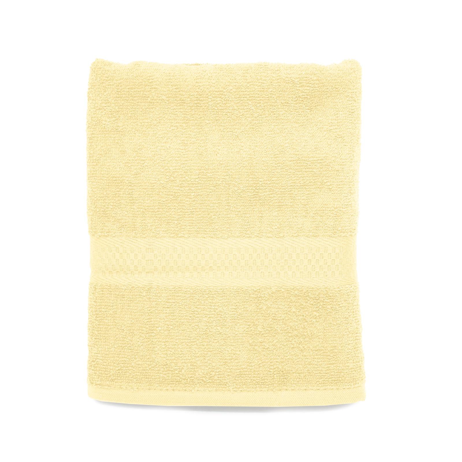 Полотенце банное Spany, 21311318175, махровое, бежевый, 50 х 90 см полотенце банное fiesta arabesca 50 90 см