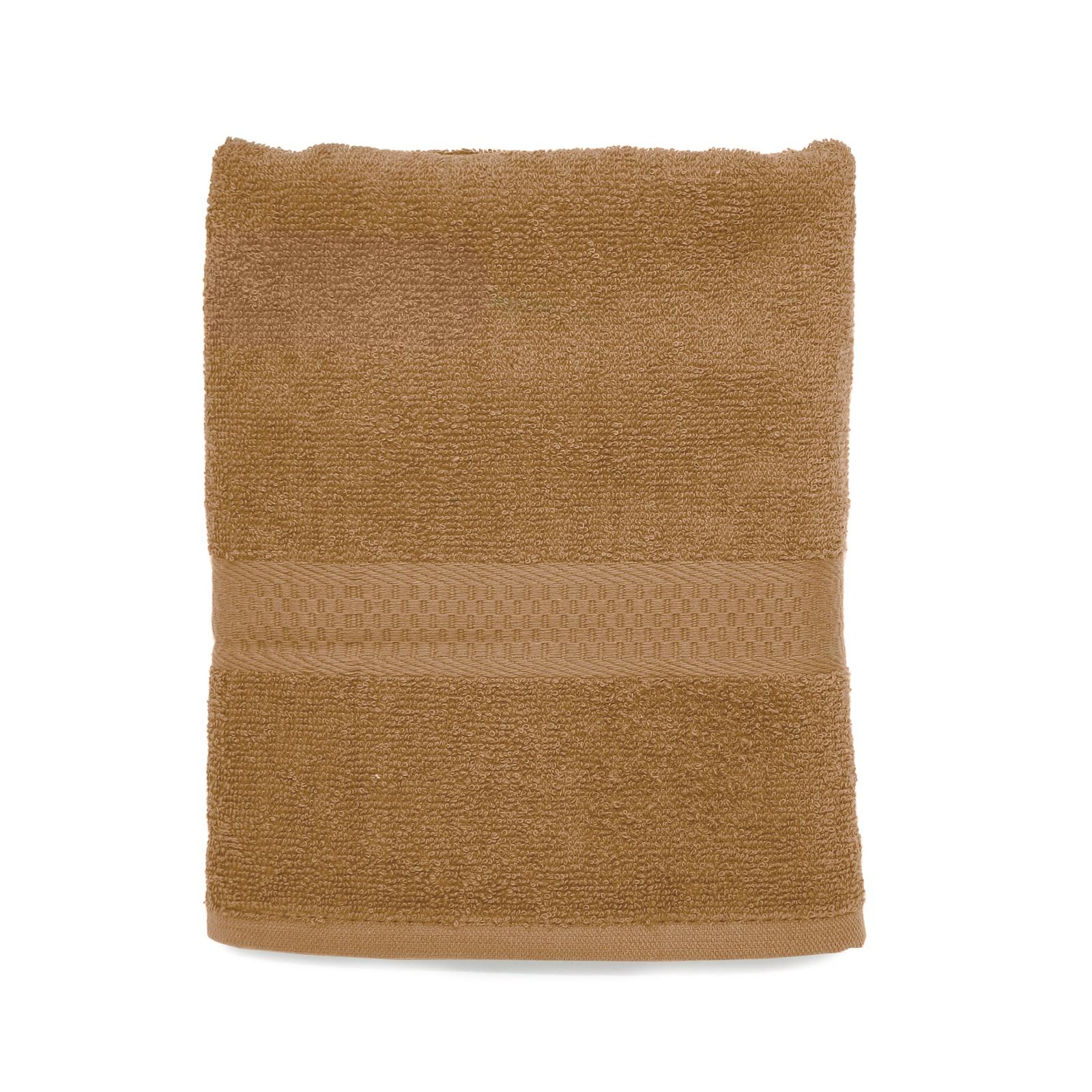Полотенце банное Spany, 21311318185, махровое, светло-коричневый, 50 х 90 см полотенце банное fiesta arabesca 50 90 см