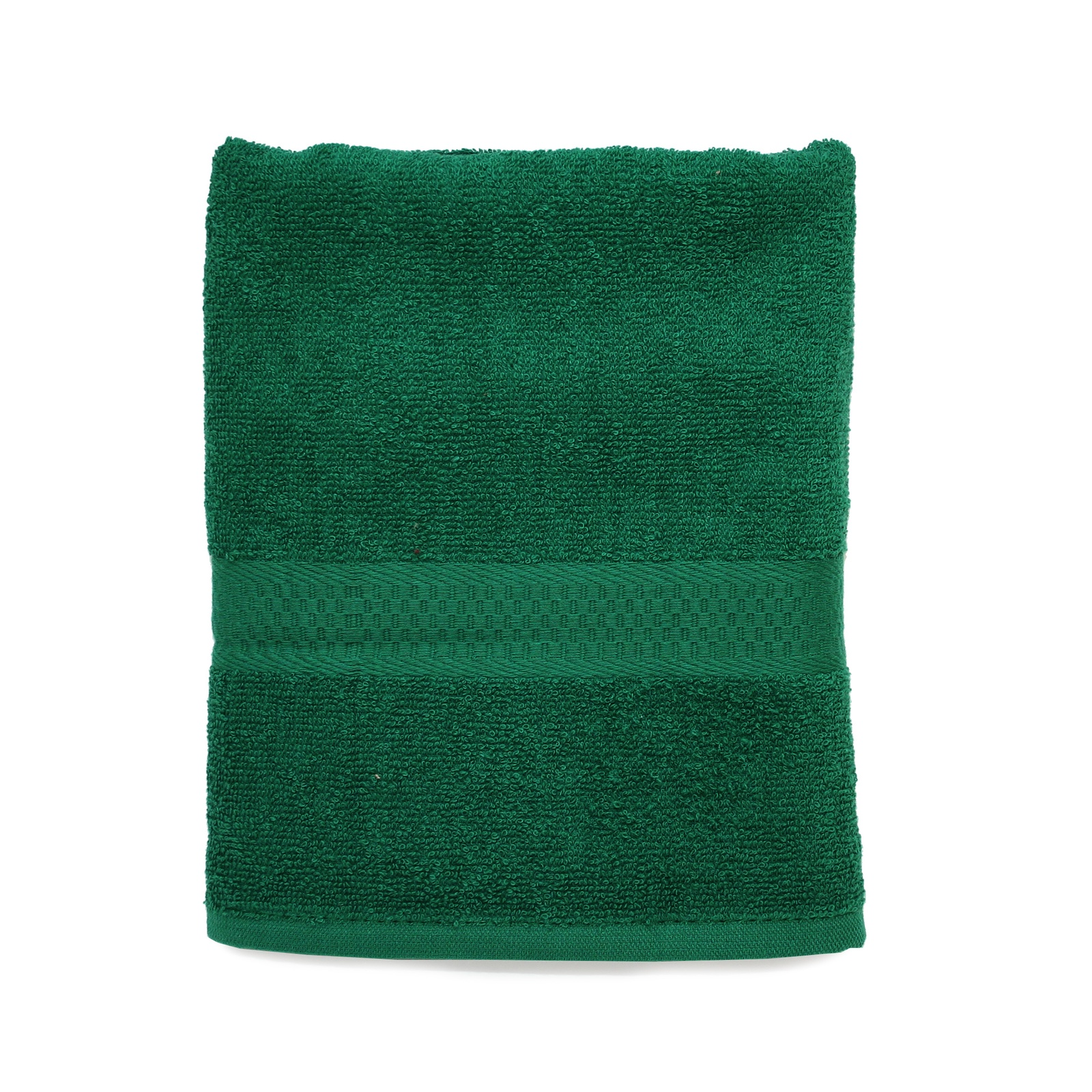 Полотенце банное Spany махровое, 21311318190, зеленый, 130х70 см