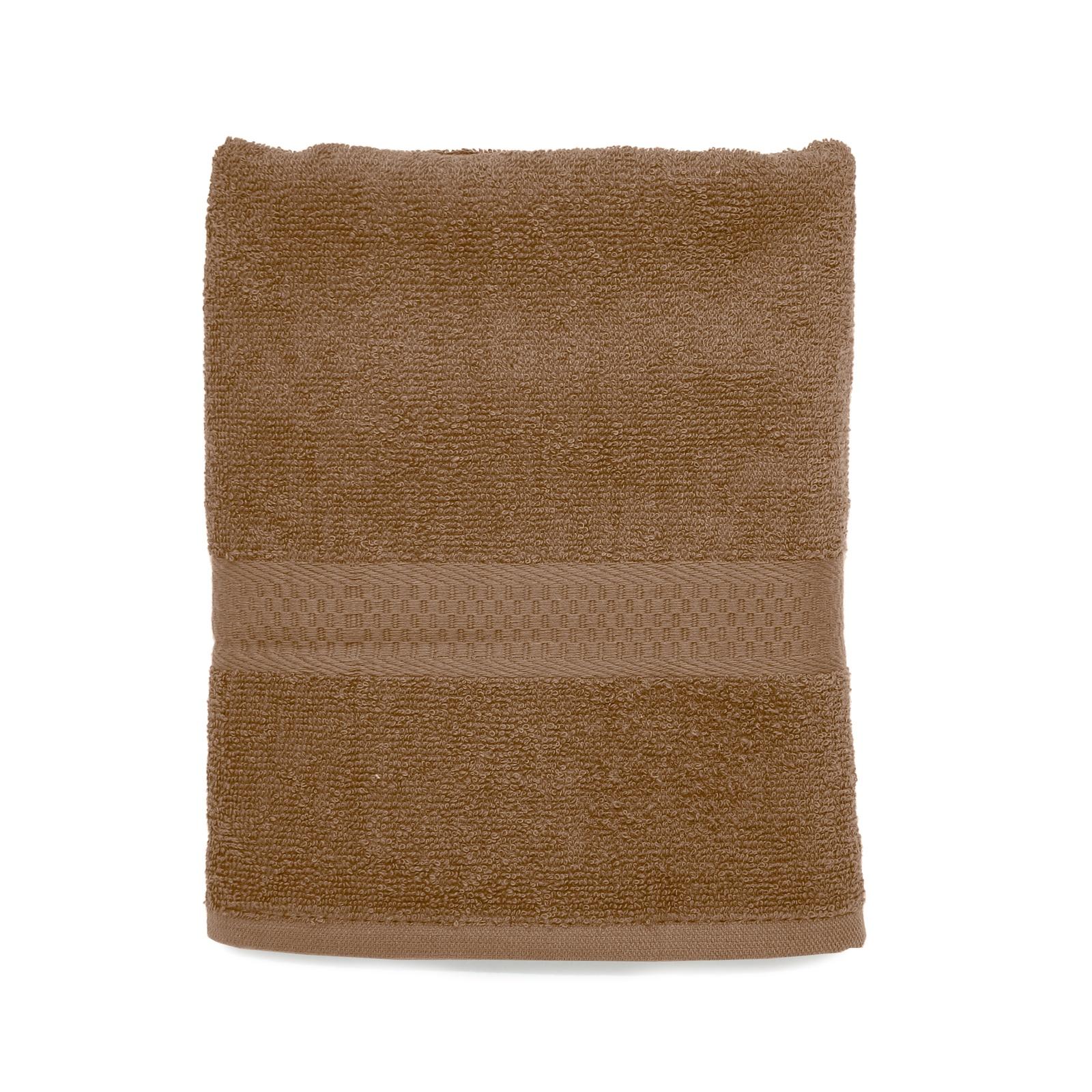 цена на Полотенце банное Spany, 21311318191, махровое, коричневый, 70 х 130 см